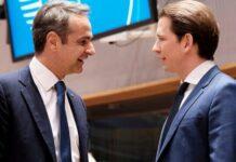 επίσκεψη τριών πρωθυπουργών Ακρόπολυη