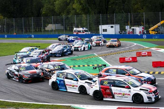 Monza race