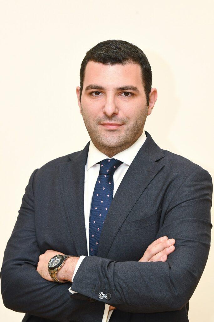 Ο κ. Ηλίας Κοντούδης