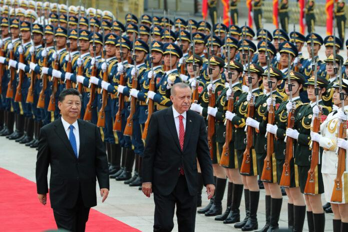 Στήριξη του Ερντογάν από την Κίνα