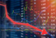 Χρηματιστήρια πτώση