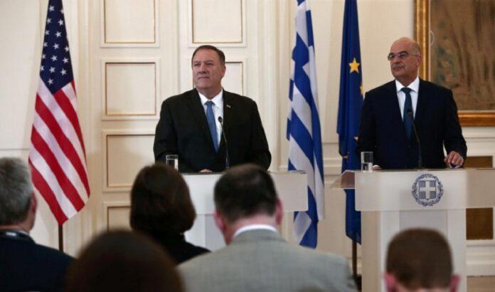 διπλωματικό παρασκήνιο Αθήνα Πομπέο
