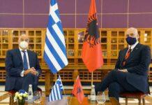 Σε συμφωνία για παραπομπή του ζητήματος των θαλασσίων ζωνών στο Διεθνές Δικαστήριο της Χάγης ήρθαν Ελλάδα και Αλβανία