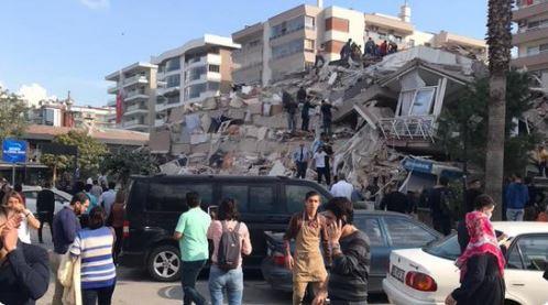 Σμύνρη σεισμός