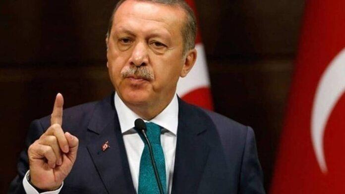 Ερντογάν μισθό