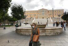 κοροναϊός Αθήνα Θεσσαλονίκη