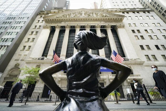 Wall StreetΜε κέρδη έκλεισε την Τετάρτη η Wall Street