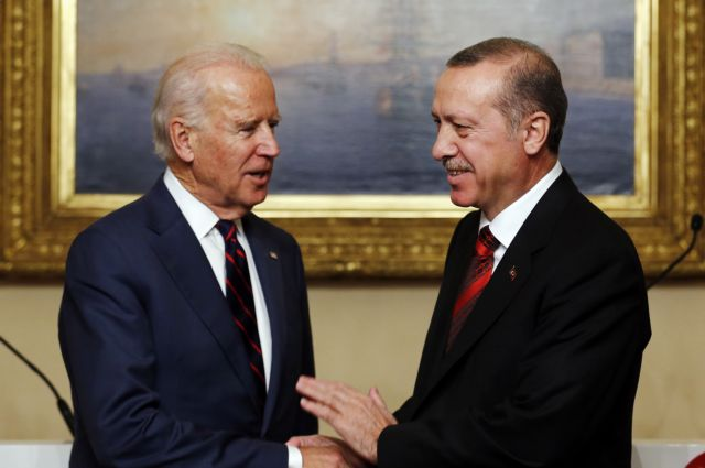 Μπαχτσίσι 6 δις από τον Ερντογάν στον Μπάιντεν για να τον… συναντήσει