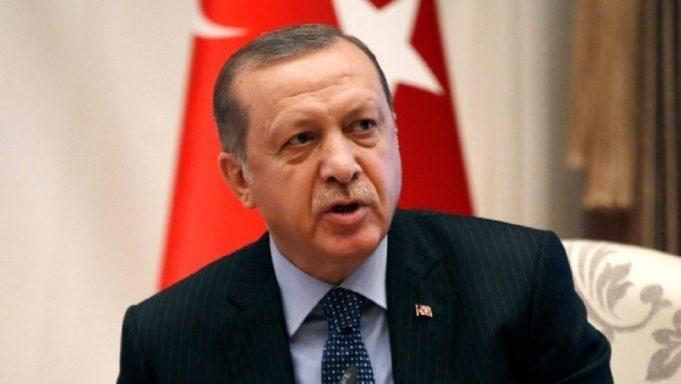 Ερντογάν Bloomberg