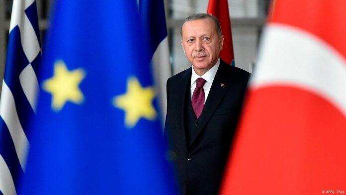 Ο Ερντογάν ανησυχεί για τις κυρώσεις