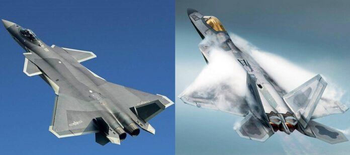 Οι ΗΠΑ και η Κίνα διαθέτουν σήμερα μαχητικά αεροσκάφη 5ης γενιάς
