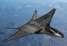 Το νέο stelth μαχητικό της Αεροπορίας των ΗΠΑ