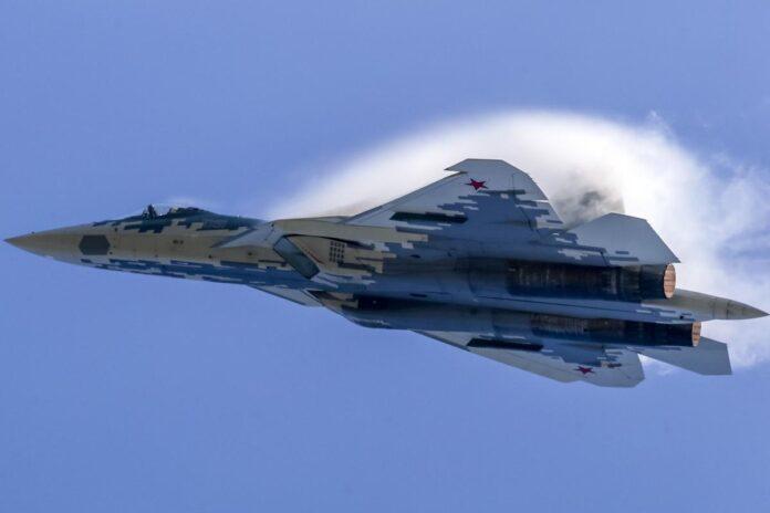 Το νέο μαχητικό αεροσκάφος της 5ης γενιάς, Su-57
