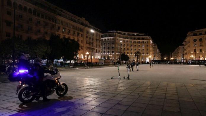 Θεσσαλονίκη πανδημία