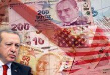 Spiegel τουρκική λίρα