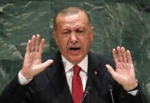 Ερντογάν κυρώσεις