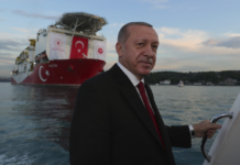 Το γκαμπί της βασίλισσας επιχειρεί ο Ερντογάν