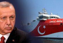 Ερντογάν Oruc Reis