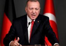 Ερντογάν προκλήσεις