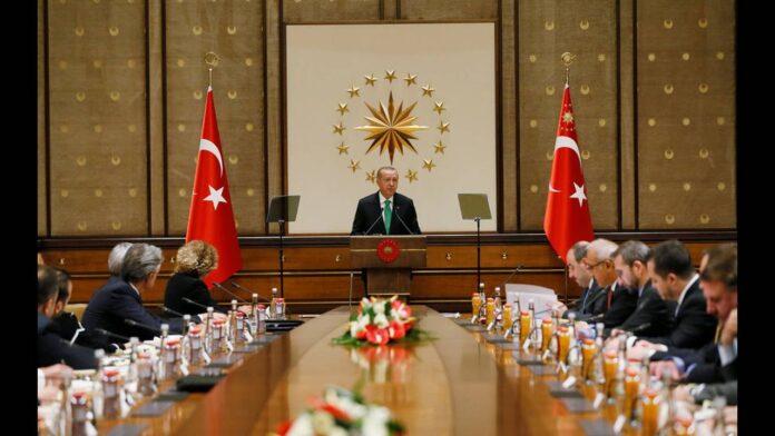 Ερντογάν πόκερ