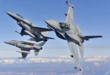 """""""Τσεσμέ"""" F-16"""