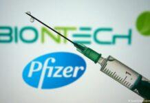 Στο 39% μειώθηκε η αποτελεσματικότητα του εμβολίου των Pfizer