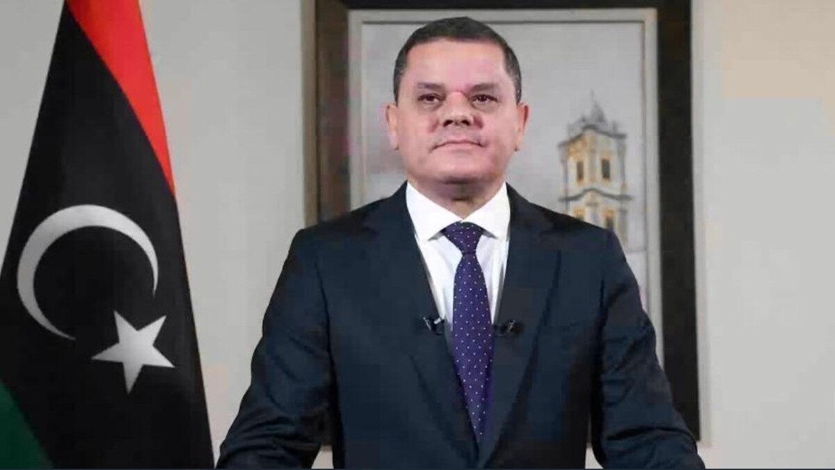 Λιβύη πρωθυπουργός