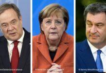 Μάχη γοα την πολιτική κληρονομιά της Μέρκελ