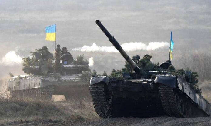 Η Ρωσία κλιμακώνει την σύγκρουση στην Ουκρανία