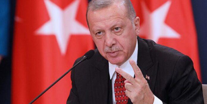 σύγκρουση Ερντογάν