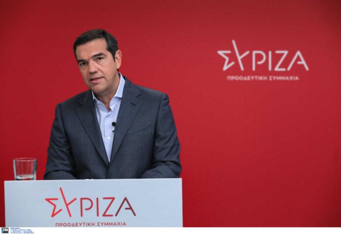 αντιπολιτευτική ΣΥΡΙΖΑ
