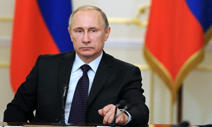Πούτιν πρόεδρος