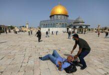 Συγκρούσεις Ιερουσαλήμ