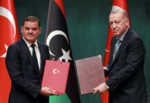 Ερντογάν Λιβύη