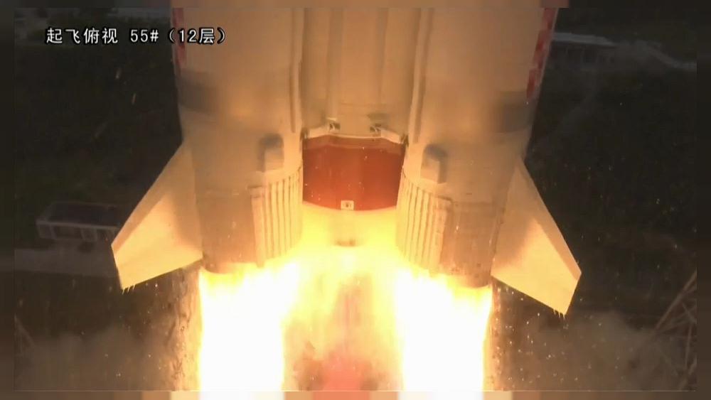 κινέζικος πύραυλος