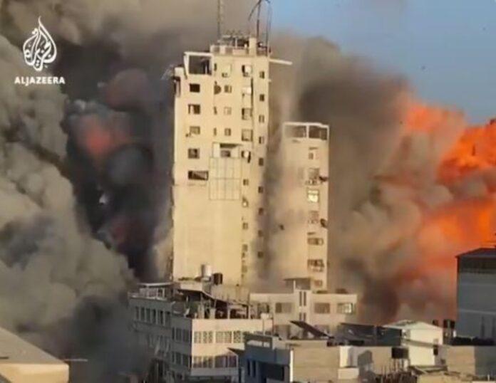 Γάζα κατάρρευση
