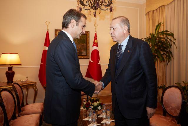 """Δεκαήμερο φωτιά"""" για το μέλλον των ελληνοτουρκικών σχέσεων. Τη Δευτέρα το ραντεβού  Μητσοτάκη με Ερντογάν. Το μορατόριουμ για ένα ήσυχο καλοκαίρι και τα  """"αγκάθια"""""""
