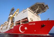 Τουρκία γεωτρήσεις