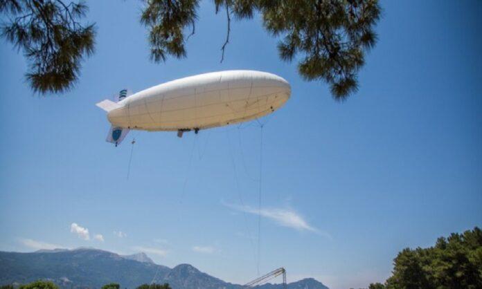 λιμενικό αερόστατο