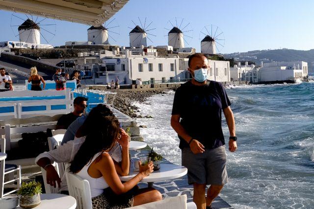 Μύκονος τουρισμός