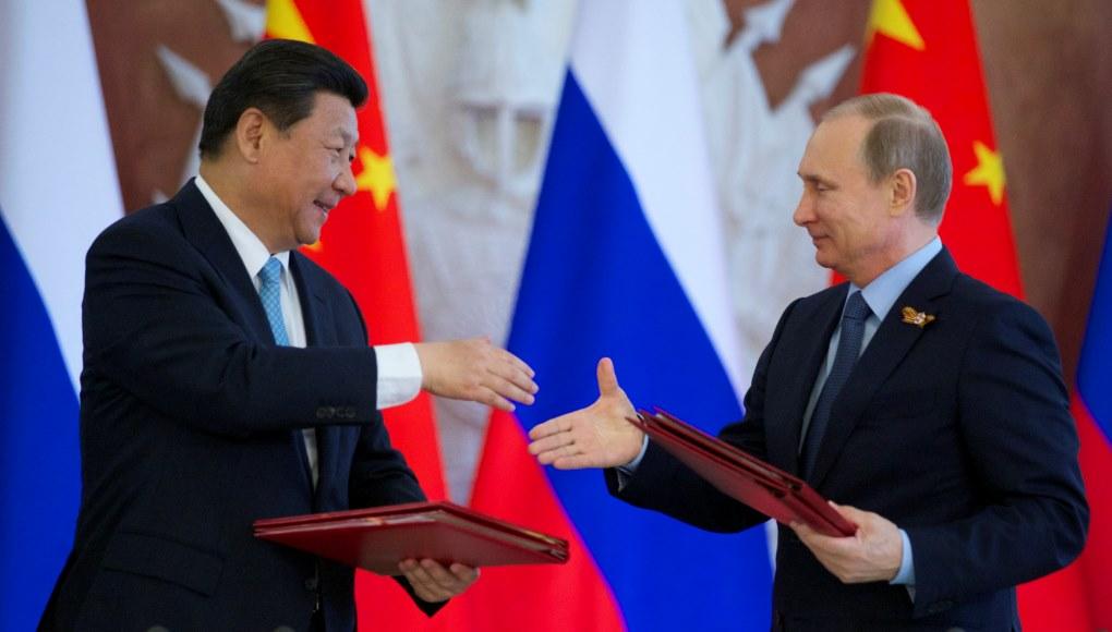 Κίνα και Ρωσία, διευρύνουν διαρκώς τη συνεργασία τους σε όλα τα επίπεδα