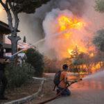 πυρκαγιά Βαρυμπόμπη
