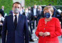 Το τέλος εποχής της Μέρκελ τρέφει τις ευρωπαϊκές φιλοδοξίες του Μακρόν