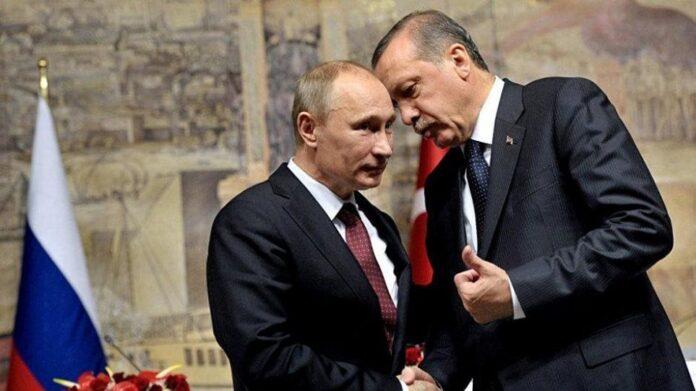 Πούτιν - Ερντογάν