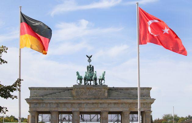 γερμανο-τουρκικές