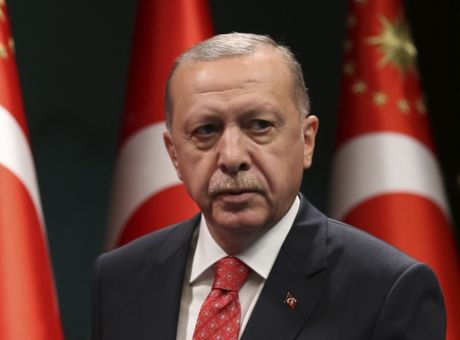 Ερντογάν λίρα