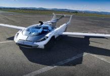 ιπτάμενα αυτοκίνητα