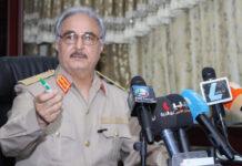Χάφταρ Λιβύη