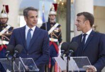 Ελλάδα Γαλλία: Πότε θα ενεργοποιείται η αμυντική ρήτρα