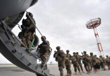 ΗΠΑ Αφγανιστάν